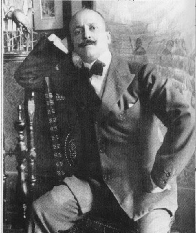 Filippo T. Marinetti